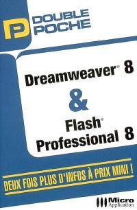 Double poche Dreamweaver 8 et Flash 8