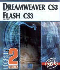 Dreamweaver CS3 pour PC-Mac, Flash CS3 pour PC-Mac