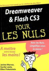 Dreamweaver et Flash CS3 pour les nuls