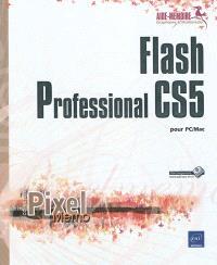 Flash professional CS5 pour PC-Mac