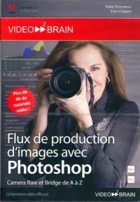 Flux de production d'images avec Photoshop