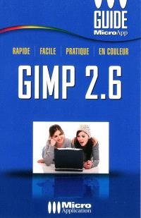 Gimp 2.6