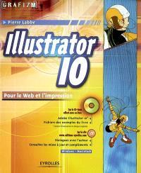 Illustrator 10 pour le Web et l'impression