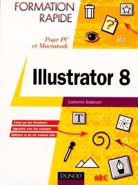 Illustrator 8 : pour PC et Macintosh