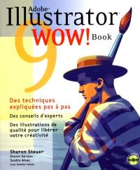 Illustrator 9 wow ! book