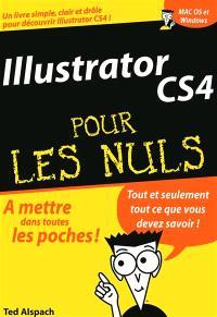 Illustrator CS4 pour les nuls