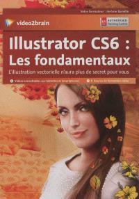 Illustrator CS6 : les fondamentaux