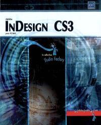 InDesign CS3 pour PC-Mac