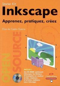 Inkscape : apprenez, pratiquez, créez