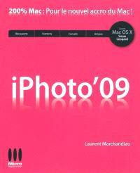 iPhoto 09 : édition spéciale Mac OS X Snow Leopard