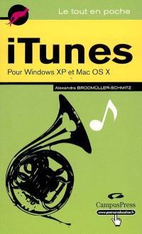 iTunes pour Windows XP et Mac OS X : vert