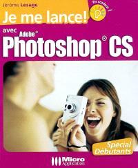 Je me lance avec Photoshop CS