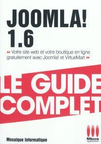 Joomla ! 1.6