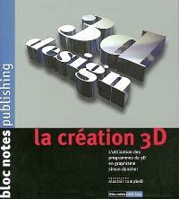 La création 3D