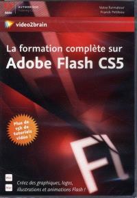 La formation complète sur Adobe Flash CS5