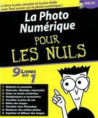 La photographie numérique 9 en 1 pour les nuls