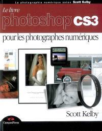 Le livre Adobe Photoshop CS3 des photographes numériques