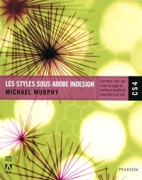 Les styles sous Adobe InDesign