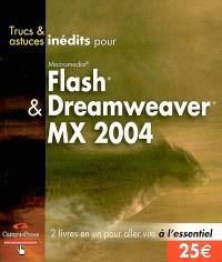 Macromedia Flash & Dreamweaver MX 2004