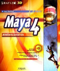 Maya 4 : ateliers créatifs