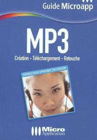 MP3 : création, téléchargement, retouche