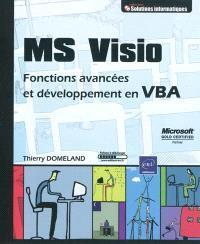 MS Visio : fonctions avancées et développement en VBA