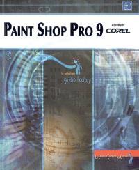 Paint Shop Pro 9 : agréé par Corel