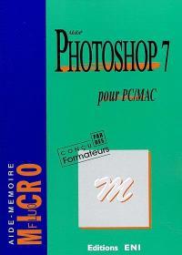 Photoshop 7 pour PC-Mac