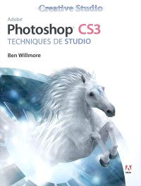 Photoshop CS3 : techniques de studio