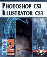 Photoshop CS3 et Illustrator CS3