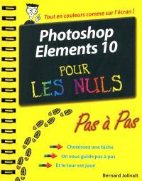 Photoshop Elements 10 pas à pas pour les nuls