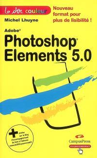 Photoshop Elements 5.0