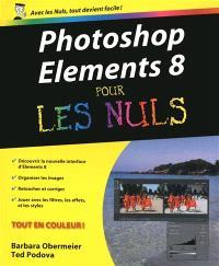 Photoshop Elements 8 pour les nuls