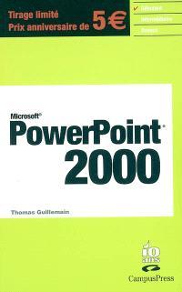 PowerPoint 2000