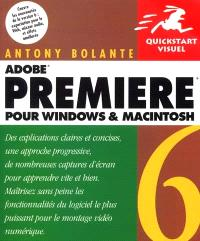 Première 6 pour Macintosh et Windows
