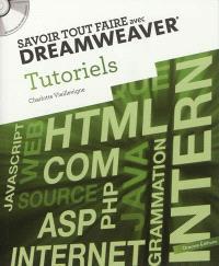 Savoir tout faire avec Dreamweaver : tutoriels