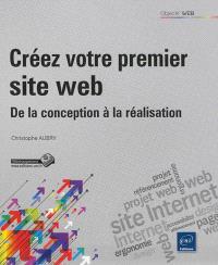 Stratégie de contenu, conception et référencement de votre premier site web