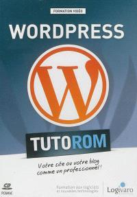 Tutorom WordPress : formation vidéo