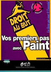 Vos premiers pas avec Paint