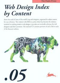 Web design index by content. Volume 5