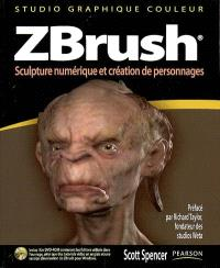 ZBrush : sculpture numérique et création de personnages