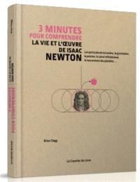 3 minutes pour comprendre la vie et l'oeuvre de Isaac Newton : les particules de la lumière, la gravitation, la pomme, le calcul infinitésimal, le mouvement des planètes...