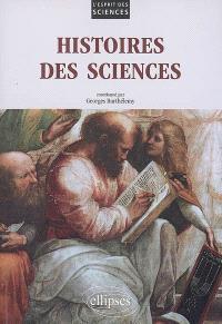 Histoires des sciences