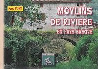 Moulins de rivière en Pays basque