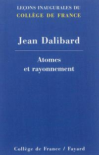 Atomes et rayonnements