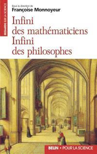 Infini des mathématiciens, infini des philosophes