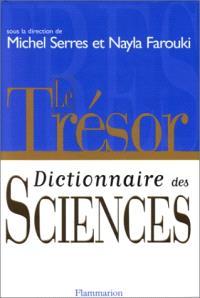 Le trésor, dictionnaire des sciences