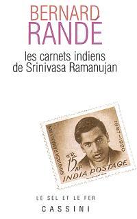 Les carnets indiens de Srinivasa Ramanujan