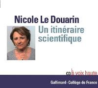 Un itinéraire scientifique