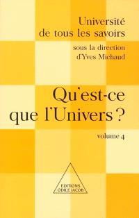 Université de tous les savoirs. Volume 4, Qu'est-ce que les sciences ?